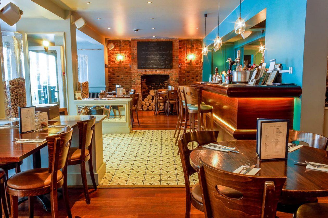 Photography by Hello Design for Portabello Restaurant